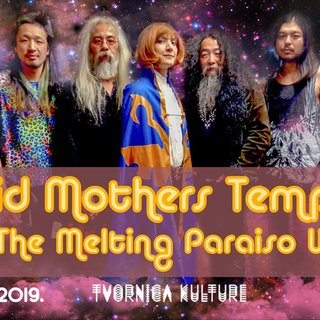 Acid Mothers Temple & The Melting Paraiso UFO @ Tvornica photo